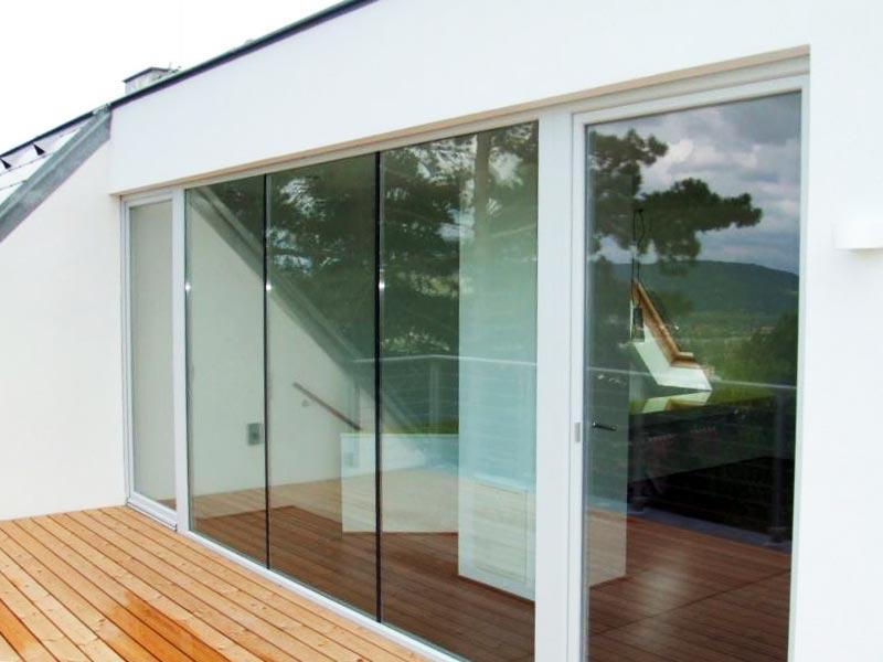 Außenbereich Holzboden Balkon Tischlerei Lirsch